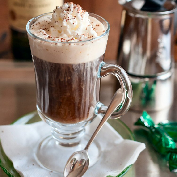Серия Irish Coffee